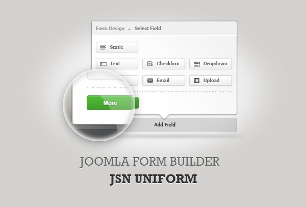 joomlashine Joomla Extension: JSN UniForm - Joomla Form Component