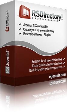 RSJoomla! Joomla Extension: RSDirectory! - Joomla! Directory & Ads Management