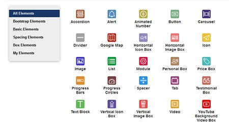 RSJoomla! Joomla Extension: RSPageBuilder - Joomla page builder