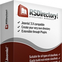 Joomla extension RSDirectory! - Joomla! Directory & Ads Management