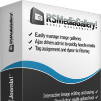 Joomla extension RSMediaGallery! - Joomla!® Media and Image Gallery Management