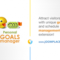 Joomla extension Personal Goals Manager