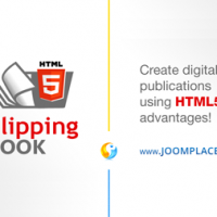 Joomla extension HTML5 Flipping Book