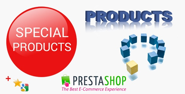 Prestashop Extension: Responsive Special Products Carousel Module for Prestashop with Google Rich Snippets