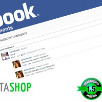 Prestashop Extensions: RResponsive Facebook Comments