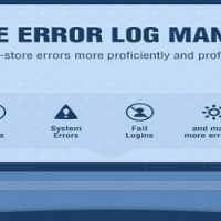 Extensions Magento: Magento Store Error Log Manager Extension