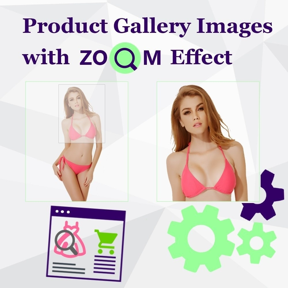 Webtet Prestashop Extension: Product Gallery Images with Zoom Effect Module for Prestashop
