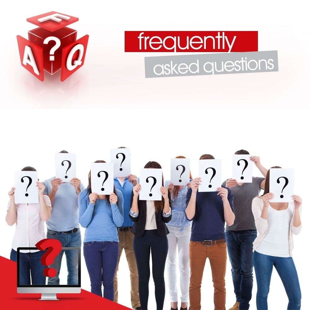 Webtet Prestashop Extension: Frequently Asked Questions (FAQ) page
