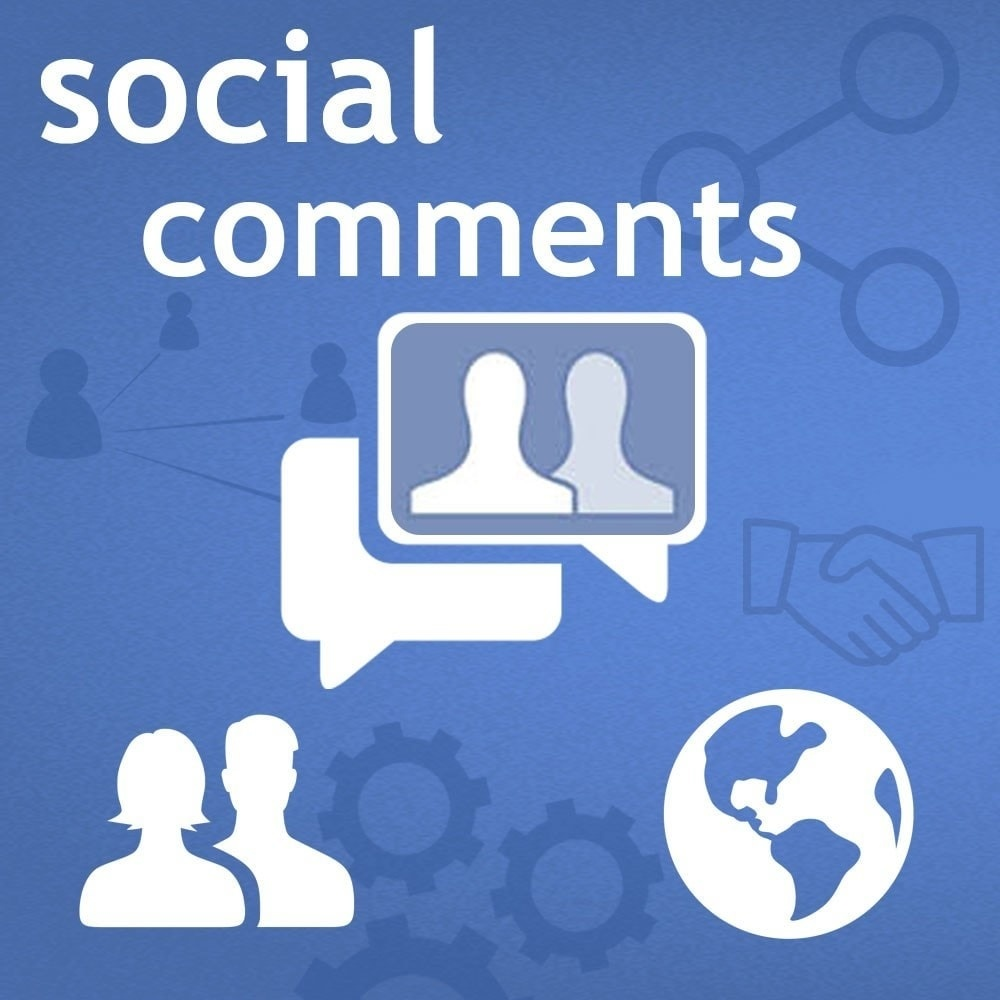 Webtet Prestashop Extension: Facebook Comments for PrestaShop