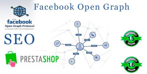 Webtet Prestashop Extension: Add Facebook Open Graph Protocol Meta Tags and Optional Metadata to Prestashop