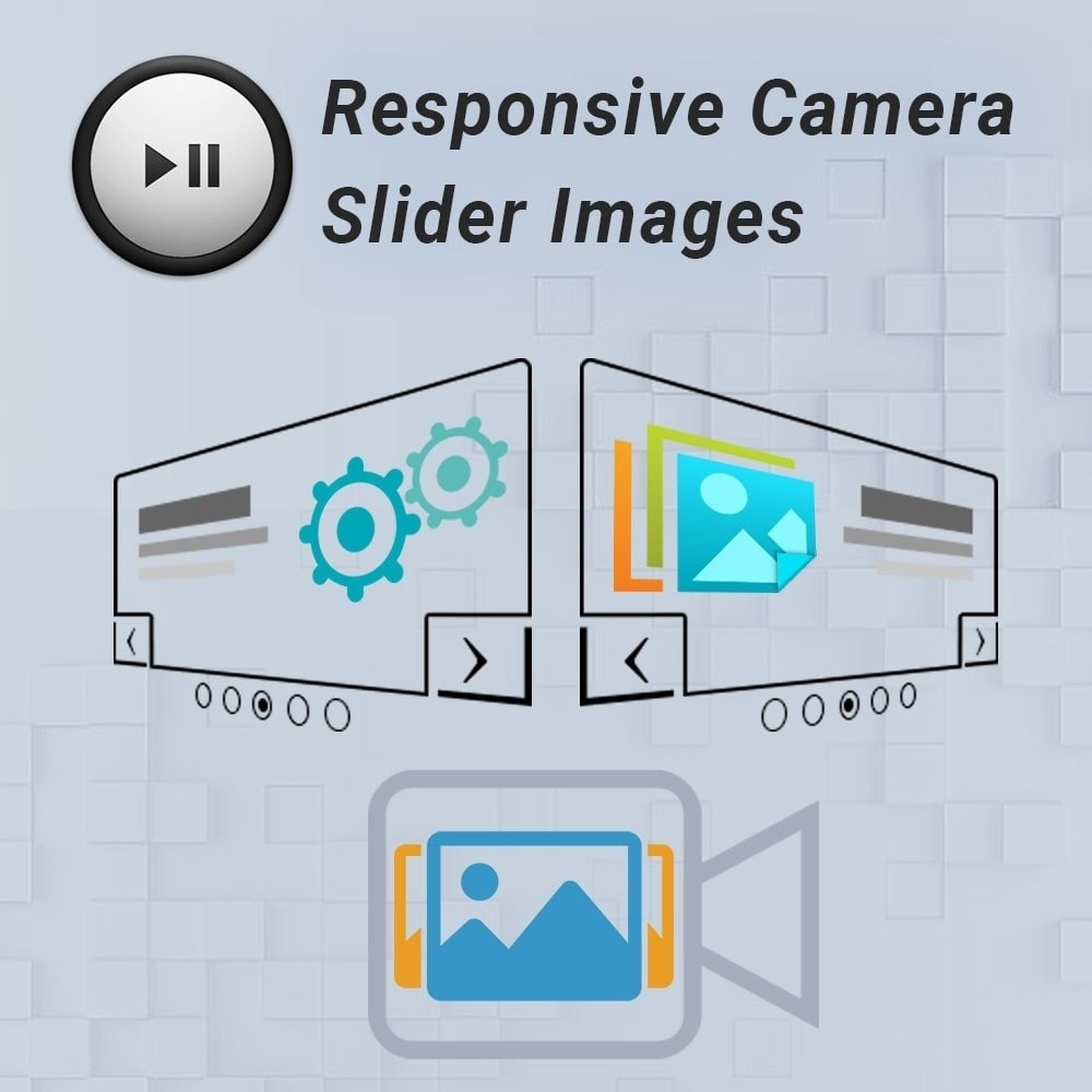 Webtet Prestashop Extension: Advanced Camera Slider Images