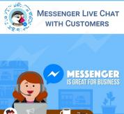 Prestashop Modules: Facebook Messenger Live Chat With Customers