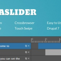 Modules Drupal: Mega Responsive Slider