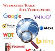 Prestashop Modules: Webmaster Tools Site Verification for Prestashop 1.7 / 1.6 / 1.5