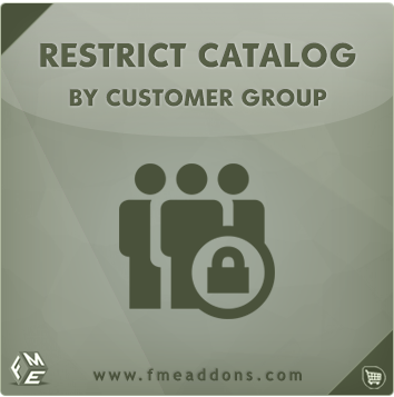 Opencart Extension: Restrict Catalog | Opencart Restrict Products Module By FmeAddons
