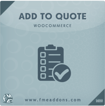 paulsimmons Wordpress Extension: WooCommerce Quotes Plugin by FMEAddons