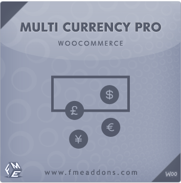Wordpress Plugin: WooCommerce Multi Currency Plugin