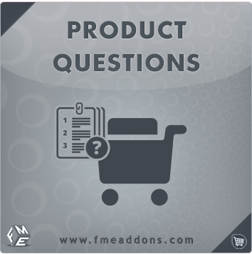 Opencart Extension: Opencart Product Questions By FmeAddons