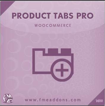 Wordpress Plugin: Woocommerce Tabs Plugin