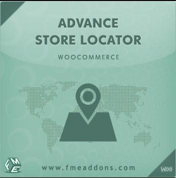 Wordpress Plugin: WooCommerce Goole maps Plugin by FMEAddons