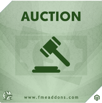 paulsimmons Magento Extension: Magento Auction Module