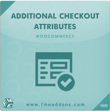 Wordpress Plugin: Woocommerce Checkout Manager Plugin by FmeAddons