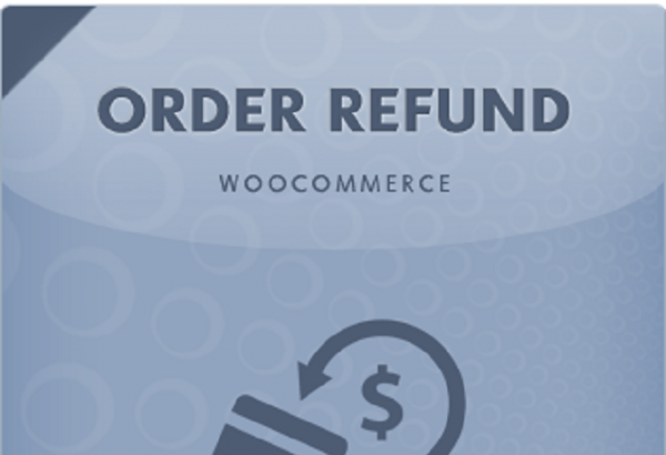 Wordpress Plugin: Woocommerce Refund Order