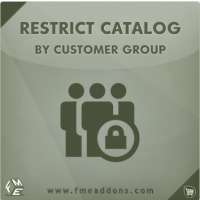 Extensions OpenCart: Restrict Catalog | Opencart Restrict Products Module By FmeAddons