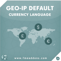 Extensions OpenCart: GeoIP Currency Language | Opencart Language Switcher