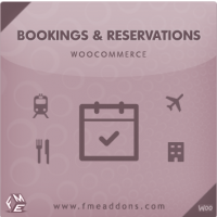 Wordpress extension WooCommerce Booking Extension by FMEAddons
