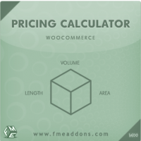 Wordpress extension Price Calculator WooCommerce by FMEAddons