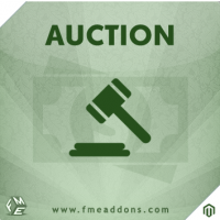 Extensions Magento: Magento Auction Module