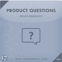 Wordpress extension WooCommerce Ask a Question Extension by FMEAddons