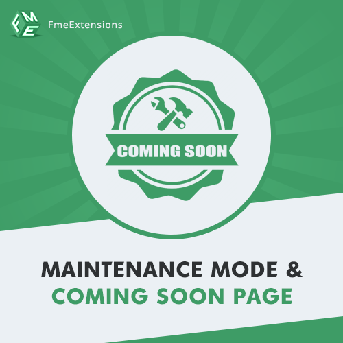 paulstanely Magento Extension: Magento 2 Coming Soon / Maintenance Mode Extension | FME