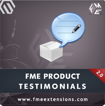paulstanely Magento Extension: FME Product Testimonials | Magento Reviews Extension