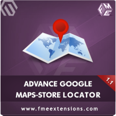 paulstanely Magento Extension: Magento Google Maps | Store Finder Extension by FME