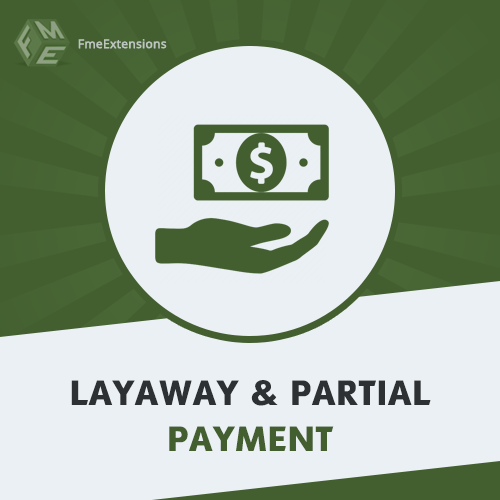 Magento Extension: Magento 2 Partial Payment | Layaway