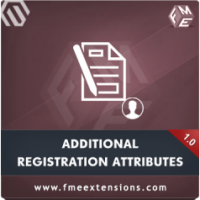 Extensions Magento: Magento Customer Attributes Extension by FME