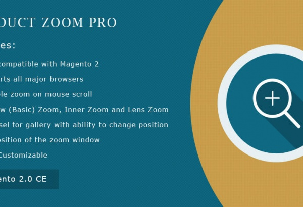 Solwin Infotech Magento Extension: Product Zoom Pro - Magento 2 Extension