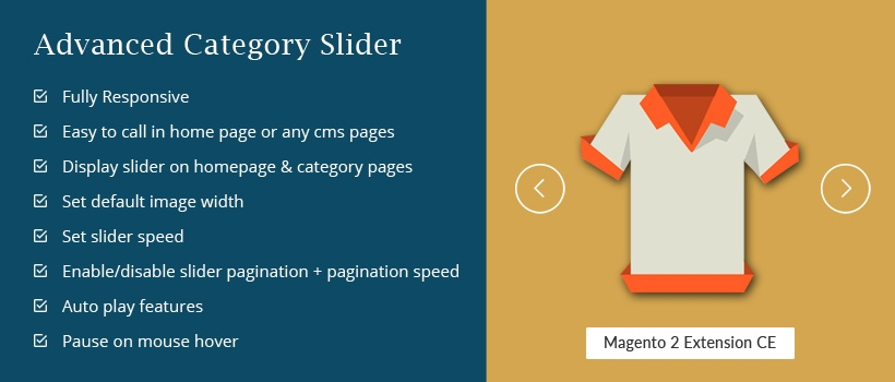 Solwin Infotech Magento Extension: Advanced Category Slider – Magento 2 Extension