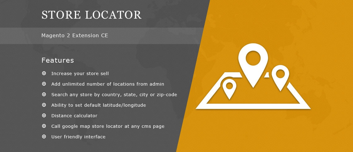 Magento Extension: Store Locator – Magento 2 Extension