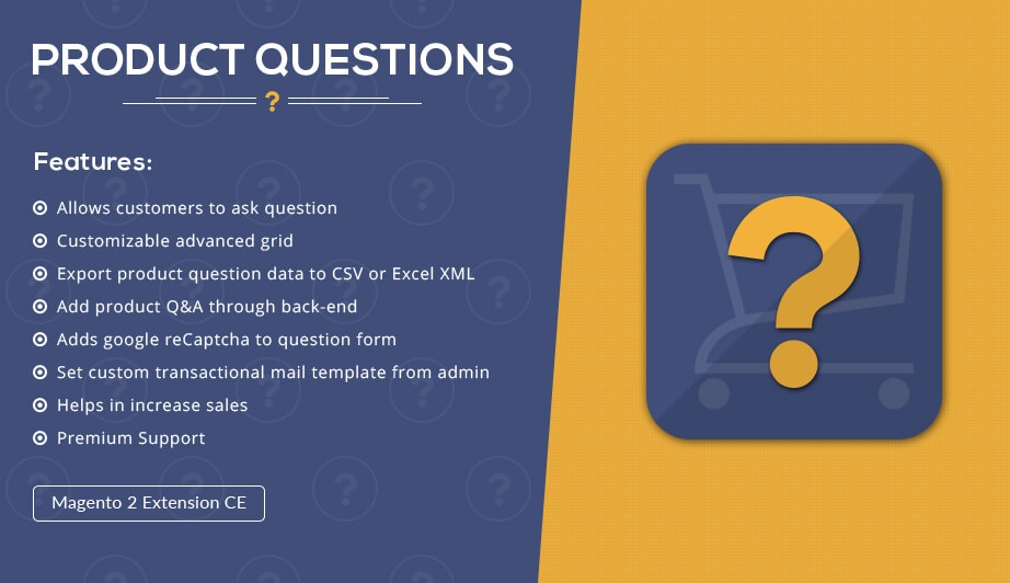 Solwin Infotech Magento Extension: Product Questions Magento 2  Extension