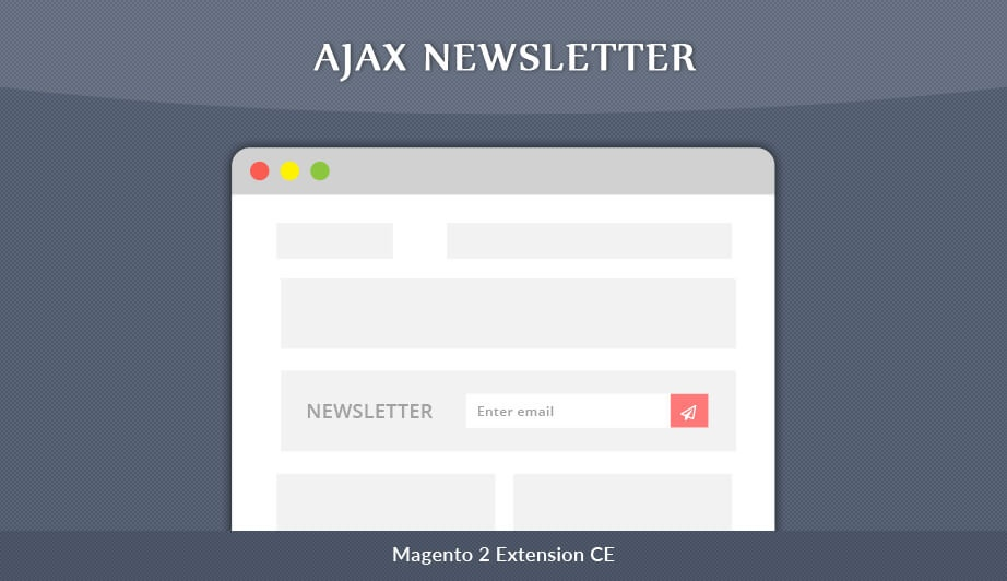Solwin Infotech Magento Extension: Ajax Newsletter – Magento 2 Extension