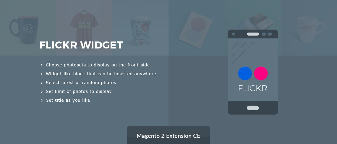 Solwin Infotech Magento Extension: Flickr Widget – Magento 2 Extension