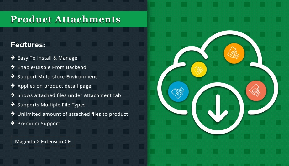 Solwin Infotech Magento Extension: Product  Attachments – Magento 2 Extension