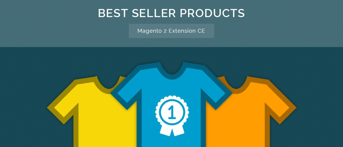 Solwin Infotech Magento Extension: Best Seller Products – Magento 2 Extension