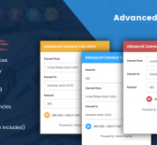 WordPress: Advanced Currency Converter – WordPress Plugin