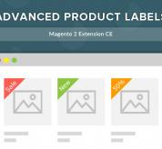 Wordpress extension Advanced Product Labels – Magento 2 Extension