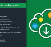 Magento Extensions: Product  Attachments – Magento 2 Extension