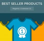 Magento Extensions: Best Seller Products – Magento 2 Extension